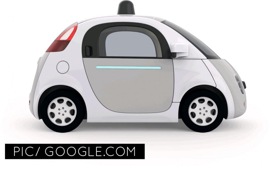 Googles førerløse bil-prosjekt